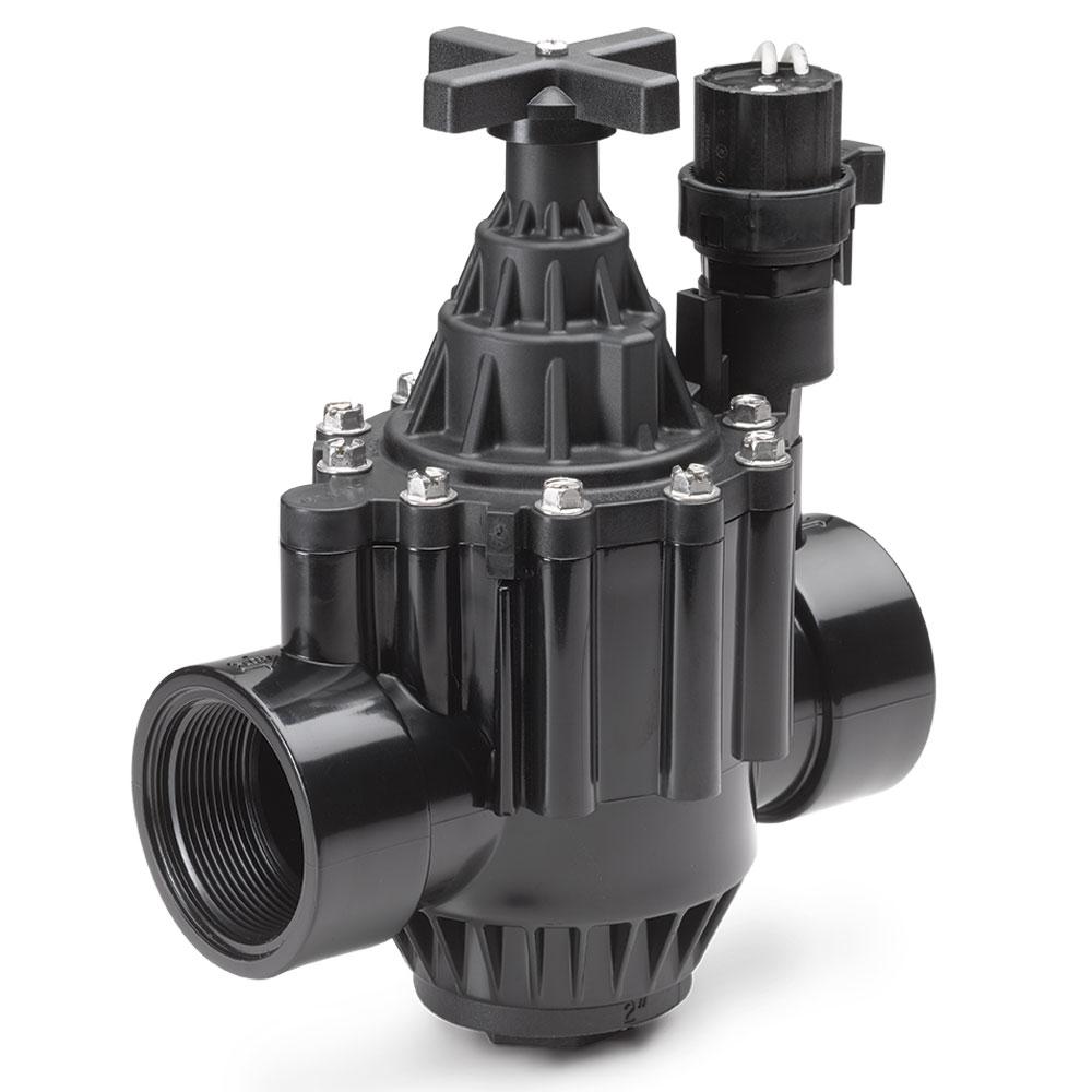 Sprinkler Valve Parts : Rain bird pga quot valve irrigation rainbird inch